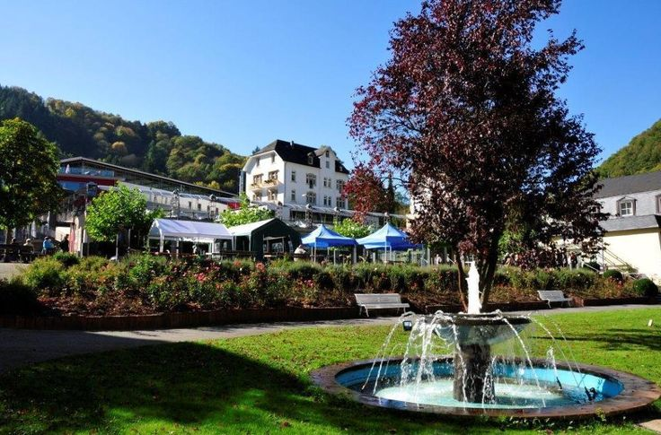 Hotelgutschein Romantik Kurzurlaub Bad Bertrich kurz-in-urlaub.de