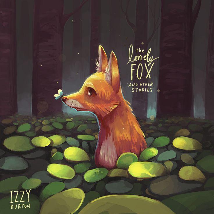 Izzy Burton — The Lonely Fox : 2017