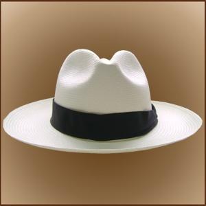 Cappello di raddoppiare Panama Cuenca - Fedora