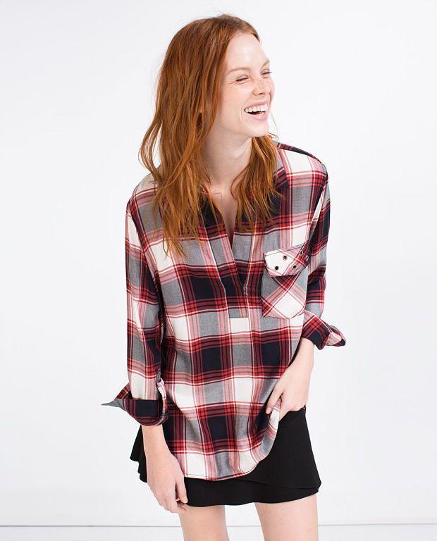 Las rebajas de media temporada han llegado a #Zara. Hemos preparado una selección de prendas ideales por menos de 15 €. #modalowcost