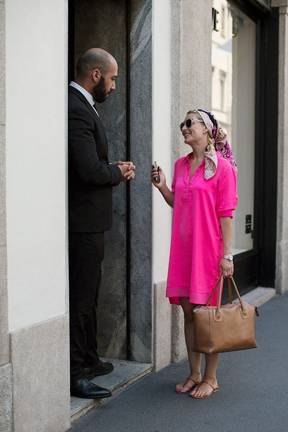 On the Street….Via Monte Napoleone, Milan