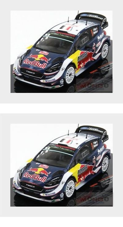 Rally Cars 180271 Ford Fiesta Wrc Red Bull 1 Winner Rally