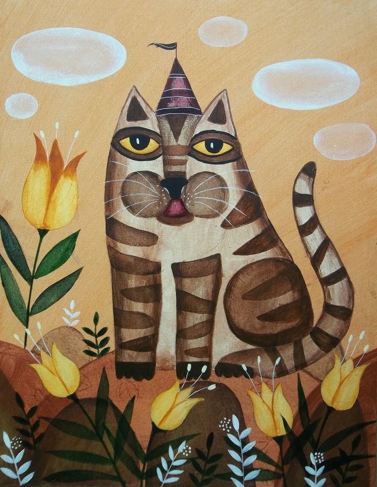COCO...acrylic on canvas