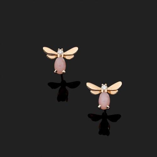 Boucles d'oreilles Chaumet Attrape-moi si tu m'aimes Historique vente bijoux