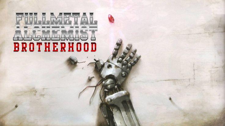Fullmetal Alchemist - Brotherhood - Wallpaper http://wp.me/p2SJSy-I9