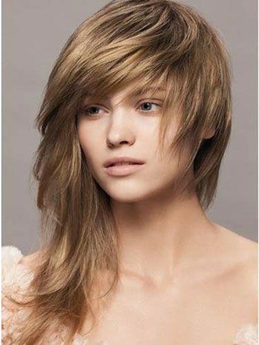 Прически на средние волосы - лучшие варианты 2014 года