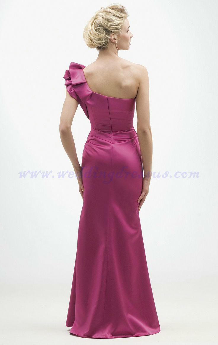 The 25 best fuschia bridesmaid dresses ideas on pinterest for Fuschia wedding dresses