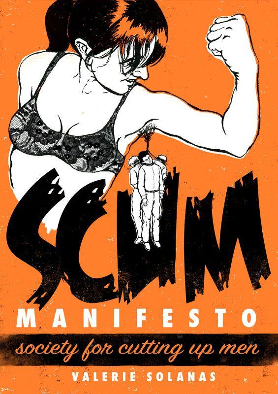 scum manifesto - Portfolio of Micco Caporale