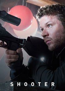 Shooter TV show (2016) USA channel