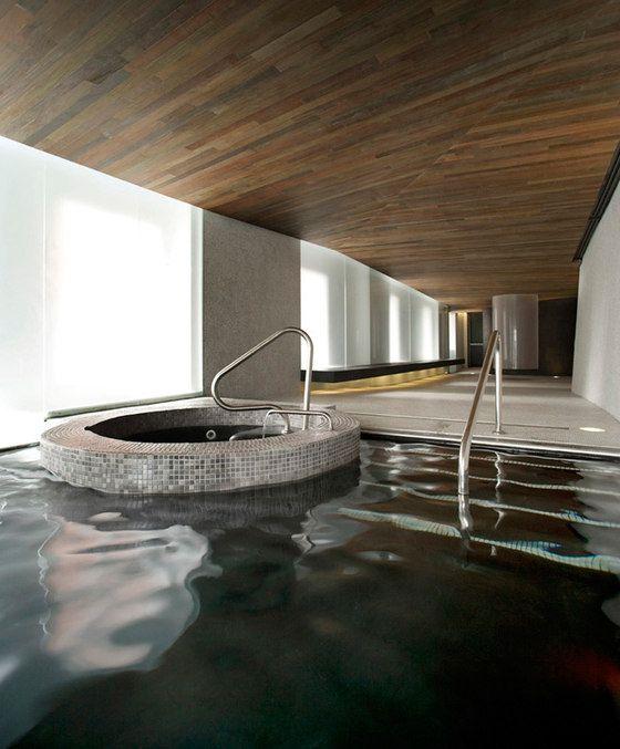 Spa und wellness zentren kreative architektur