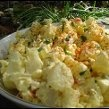 Loaded Baked Potato Salad ~ Use mayo instead of miracle whip