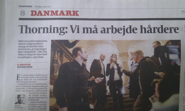 """Socialdemokraterne blev bidt af en omtale-skovflåt allerede på valgaftenen. Det var Bertel Haarder fra Venstre, der placerede skovflåten: """"Hvis vi får en rød regering, så håber jeg det bliver en løftebrudsregering. For Danmark kan ikke holde til de løfter, de har givet"""".   Socialdemokraterne ignorerede (omtale)skovflåten - hvilket man ALDRIG bør gøre - og satte sig ind i et tårn i to uger. Siden er løftebruds-skovflåten IKKE blevet fjernet, og partiet er nu invalideret af skovflåtens…"""