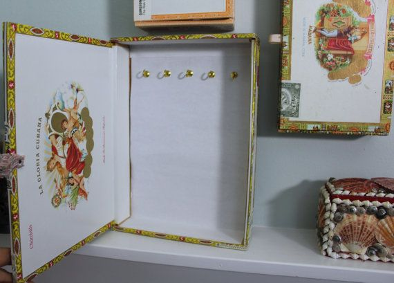 857 best CIGAR BOX STUFF images on Pinterest Cigar box crafts