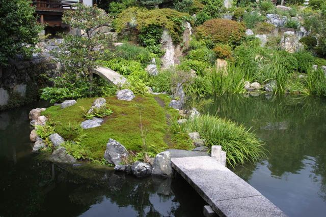 Japanese Gardens Elements Islands The Small Island Of 400 x 300