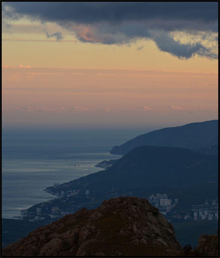 Crimea, Alushta