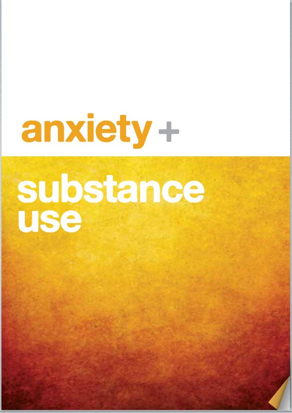 Anxiety and Substance Use | NDARC | Booklet
