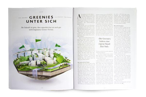 Greencity on Digital Art Served