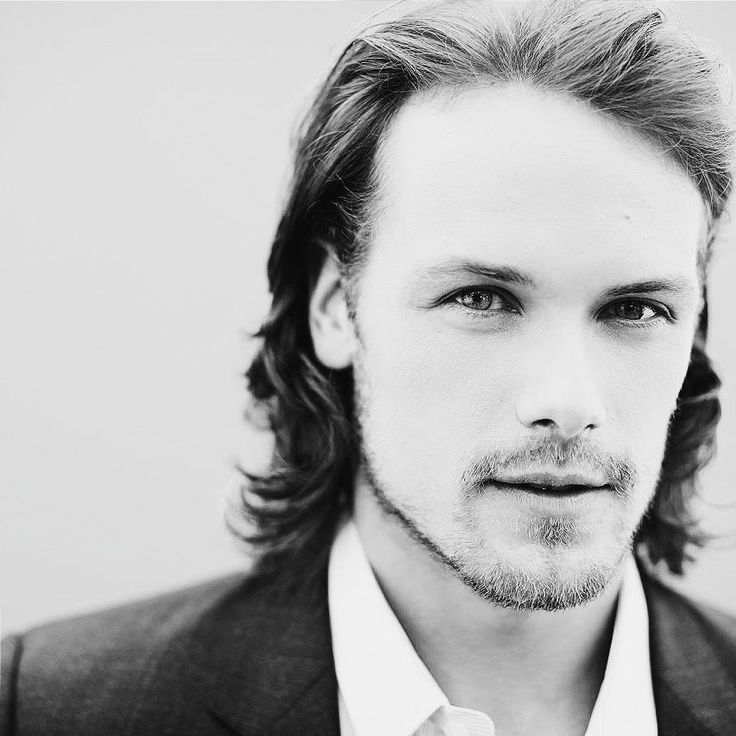 Absolutely perfect.... — scottishdarlings: SAM HEUGHAN + comic con 2014 ∞...