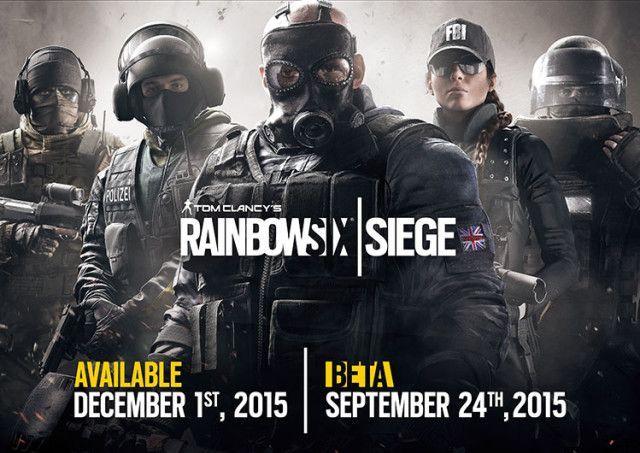 Fix: Rainbow Six Siege crashing - Appuals.com