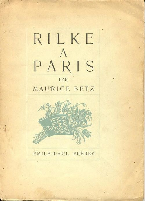 letters to a young poet by rainer maria rilke pdf