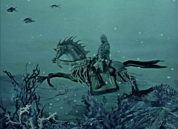 The Fabulous Baron Munchausen (Karel Zeman, 1962) (still)
