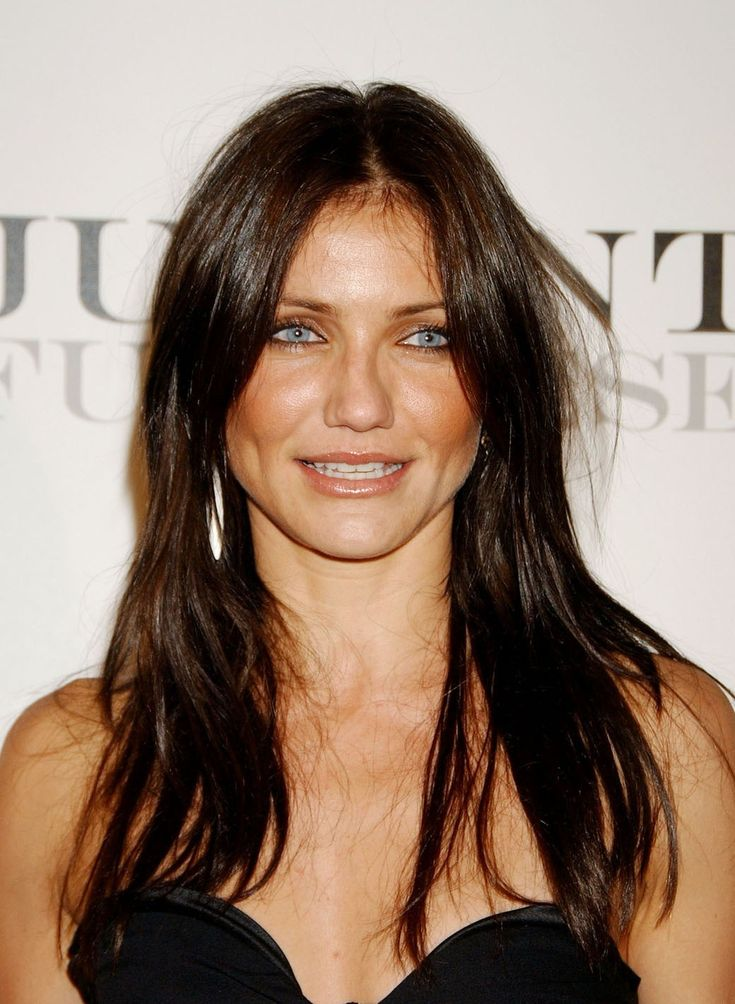 The Gallery For Gt Cameron Diaz Brown Hair