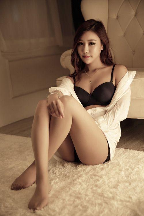 Sexy japanische Frauen in Strumpfhosen
