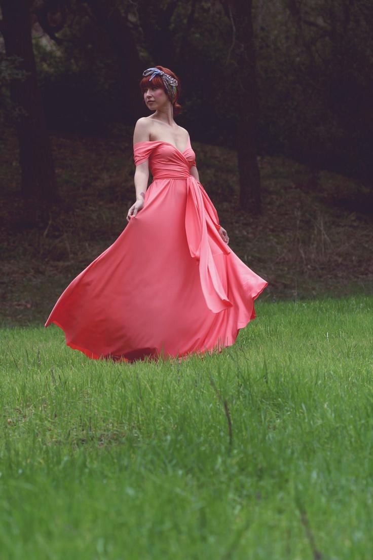 25 best Infinity Dress images on Pinterest | Infinity wrap dresses ...