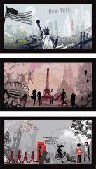 Şehir ve Sanat (3 x 500 parça puzzle) Ravensburger puzzle 52,50 TL 50,93 TL (%3.00 havale indirimi)