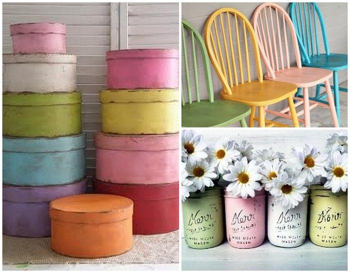 Las 25 mejores ideas sobre muebles de pintura de tiza en for Pintura para muebles efecto tiza
