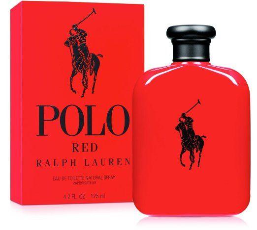 Ralph Lauren Polo Red Eau de Toilette Spray for Men