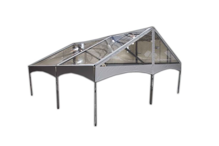 Keder Style Clear Tent