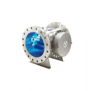 ETS-UV-SX-Range. Ultraviolet (UV) disinfection is an environmentally friendly alternative to chemical disinfection. Used in recreational, industrial and municipal water applications; it's one of the most effective methods for deactivating harmful pathogens such as Listeria, E.coli, Giardia and more. It also deactivates chlorine tolerant pathogens like Cryptosporidium. Contact NCAquatics for disinfection solution for your water facility in Canada: www.ncaquatics.com