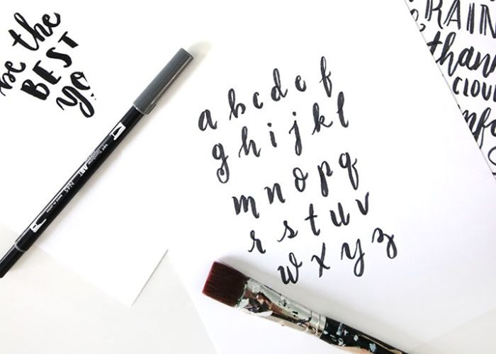 Best 25+ Handwritten calligraphy fonts ideas on Pinterest ...