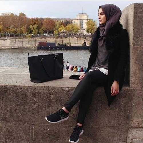black-coat-chic-sporty-hijab