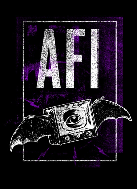 I might add this to my sleeve of afi album artwork