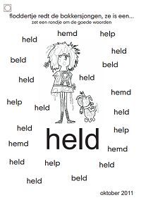 zoek het goede woord: held