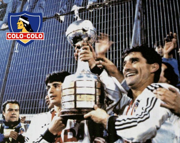 Champion 1991 #9ine @ColoColo