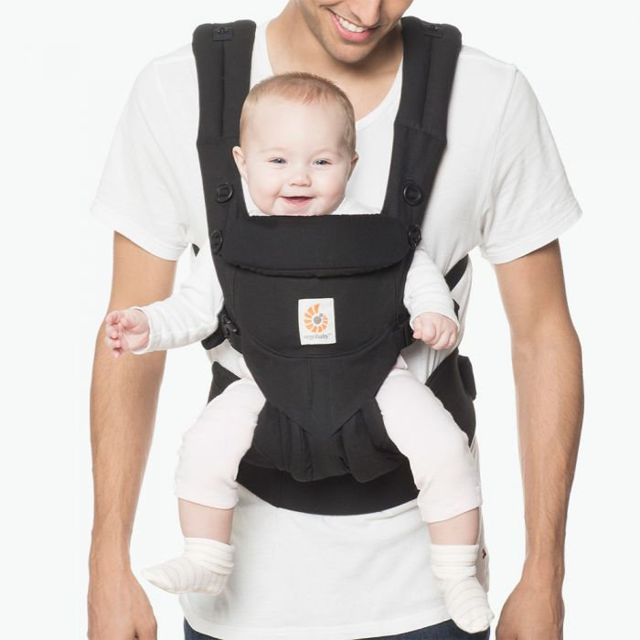 Our Baby Carriers Signature Padded Shoulder Straps And Waistband