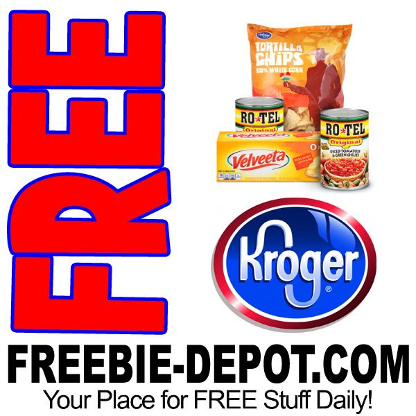 ►► FREE Queso Combo at Kroger - Cheese, Chips and Tomatoes - $12 Value! Exp 3/20/17 ►► #Free, #FREEStuff, #FREEWithCoupon, #Freebie, #FrugalFind, #Kroger, #Queso, #Velveeta ►►