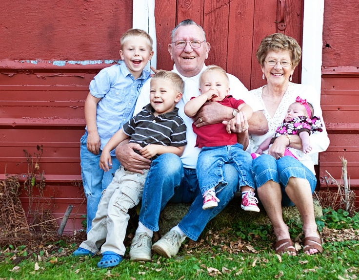 Alicia Bangtson Photography: Grandparent Photo Shoot