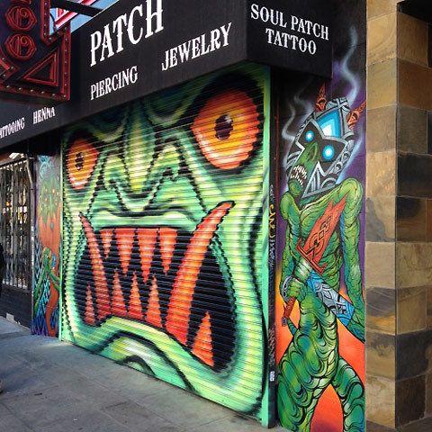 Best Street Art Images On Pinterest Art Illustrations - Amazing 3d art museum lets visitors become part art