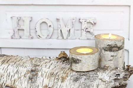 best 25 rustic candle holders ideas on pinterest diy candle pillar mason jar sconce and. Black Bedroom Furniture Sets. Home Design Ideas