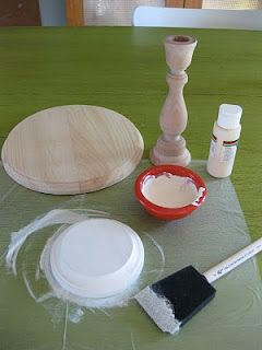cake stand tutorial