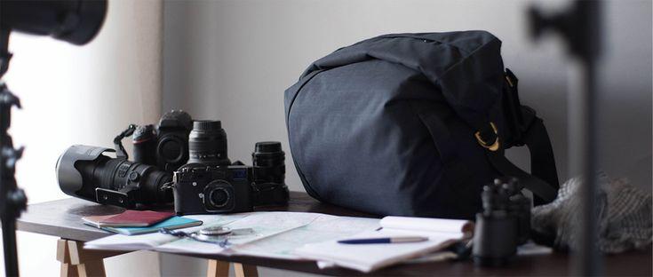 フィールド・カメラバッグ【 YETI Bag 】 | The 3rd Eye Chakra