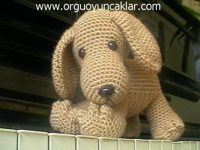 Amigurumis Perros Paso A Paso : Mejores 104 imágenes de soft toys: dogs en pinterest juguetes de