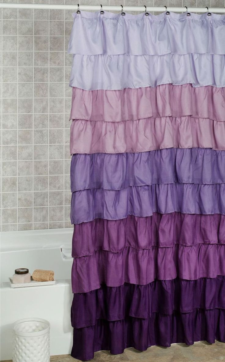 These Unique Shower Curtains from Top Designers Steal the Show