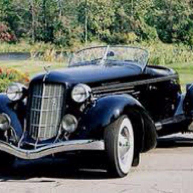 59 Best Images About Auburn Automobiles On Pinterest