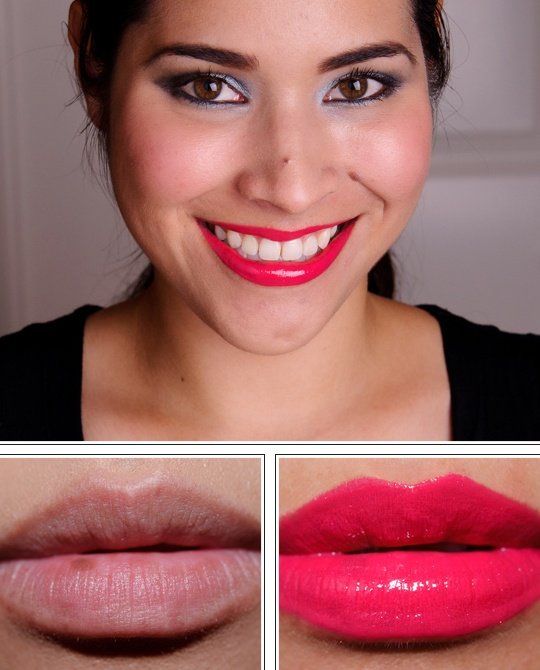 MAC Impassioned Lipglass, Lipstick, Nail Lacquer Review