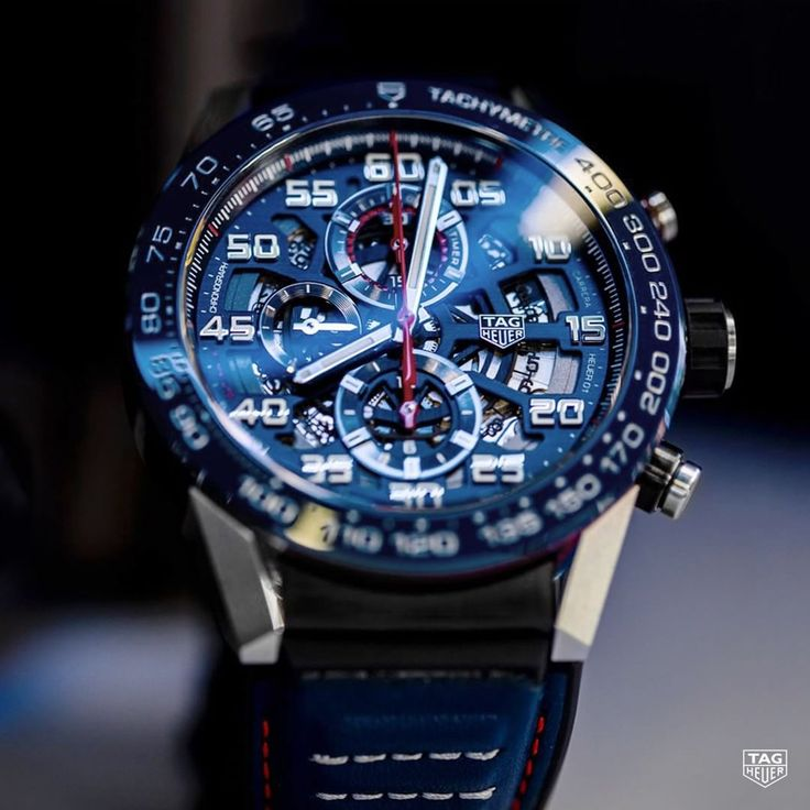 """20.4k Likes, 56 Comments - TAG Heuer (@tagheuer) on Instagram: """"A timepiece designed for all of our racing fans! The TAG Heuer Carrera Heuer-01 Red Bull Racing…"""""""